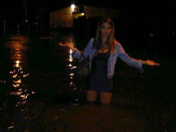 Throwback to last time i was in Melbourne with flash floods! uv8Q5jXfzG
