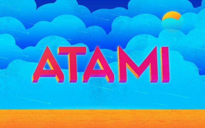 Freebie: Atami - a Sans Serif Font Family - freebies fonts design graphics