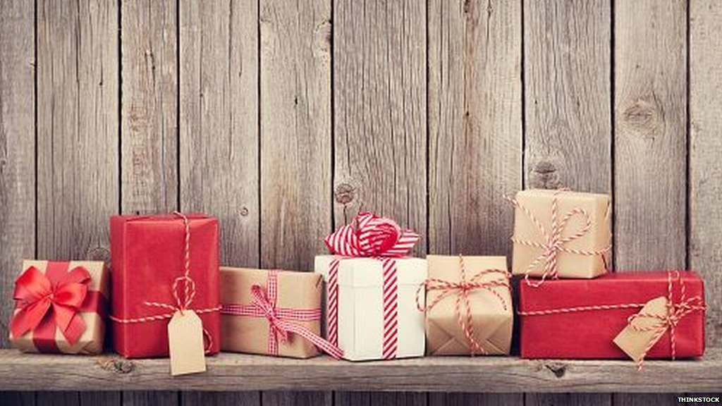 What to do with unwanted Christmas presents...regift?