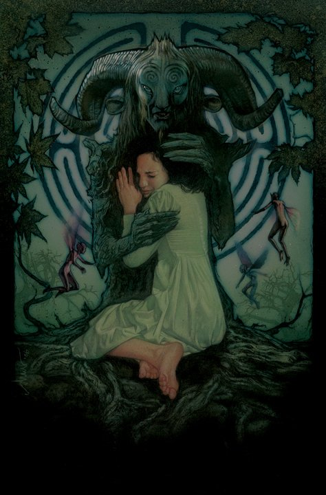 TFH Guru @RealGDT's PAN'S LABYRINTH turns 10, released on this day in 2006. https://t.co/fHHKCqrARD