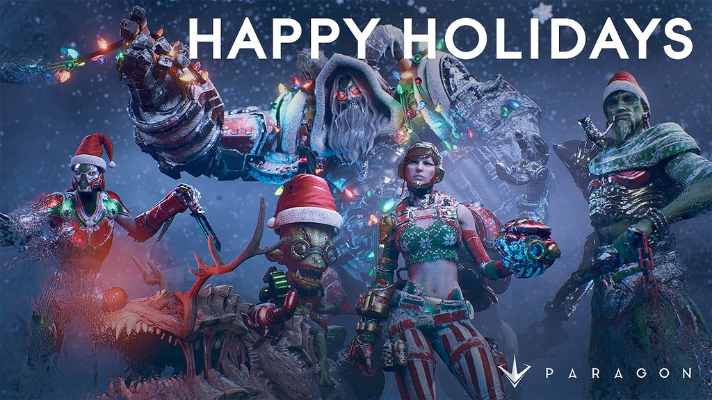 The team at @EpicGames wishes you a happy holiday! Full card gallery: https://t.co/PczlSs57h3 https://t.co/mNm3riHYDl