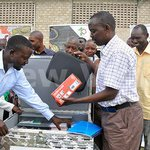 EAGC gives equipment to detect aflatoxins