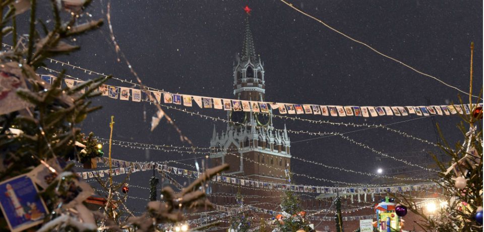 How Soviets came to celebrate New Year's like Christmas (and why Russians still do)