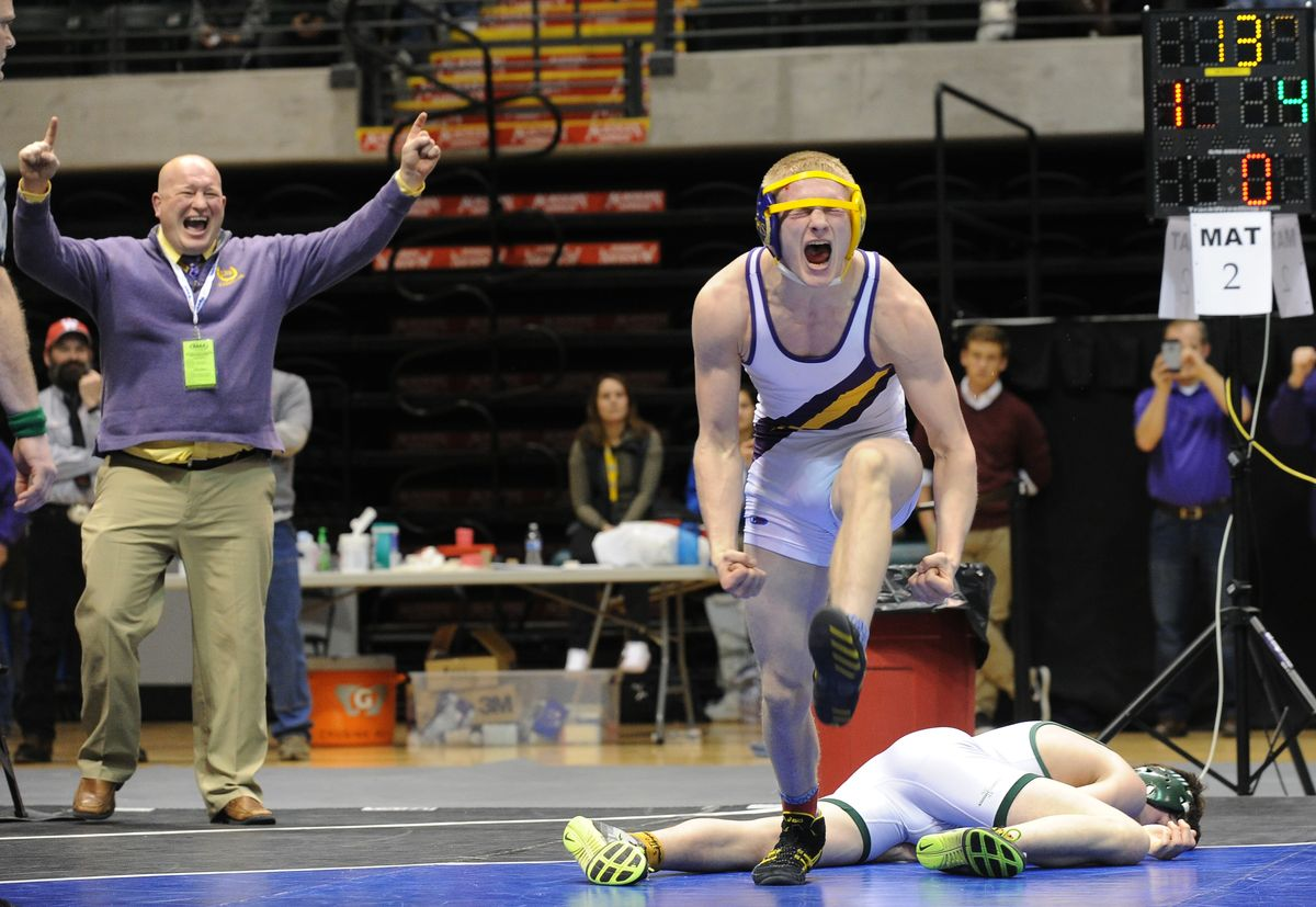 Colony Knights claim Class 4A state wrestling crown