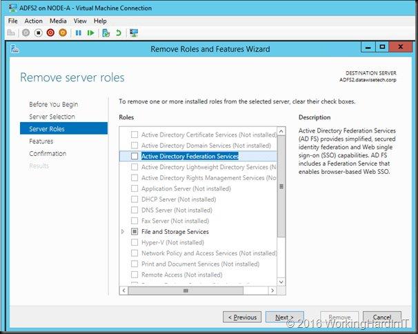 Migrate a Windows Server 2012 R2 AD FS farm to a Windows Server 2016 AD FSfarm https://t.co/4B54UowekR https://t.co/xmxajTMHWp