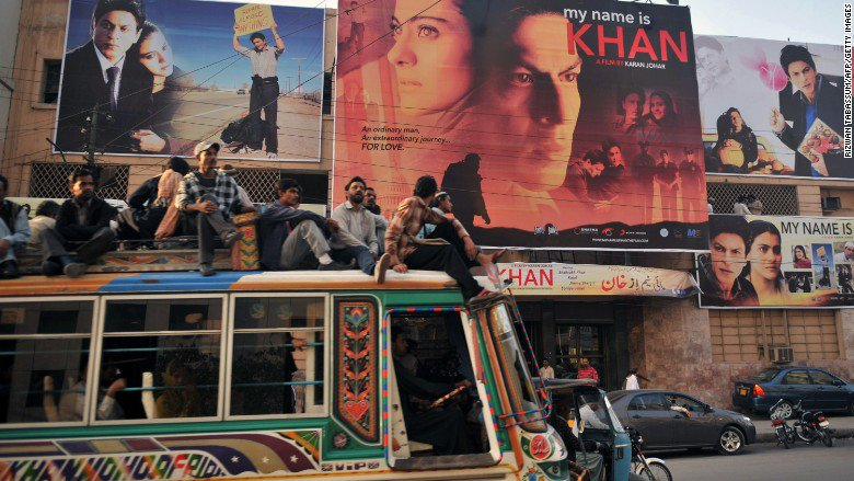 Pakistan lifts ban on Bollywood movies after theaters lose money