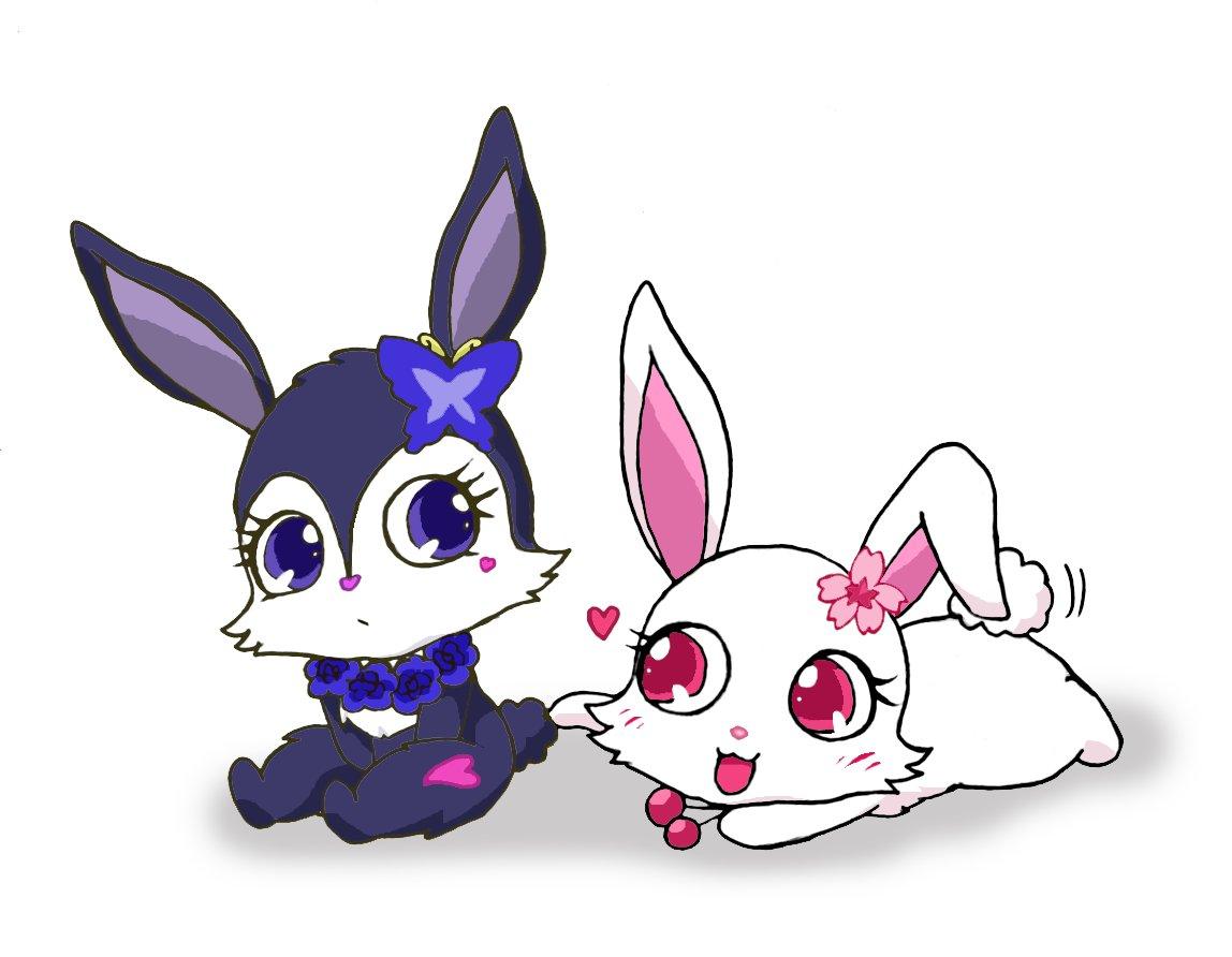 ルビーとルーアとてもかわいいです ruby and luea so cute#jewelpet #ジュエルペット