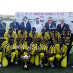 Uganda lady cricketers look to the future