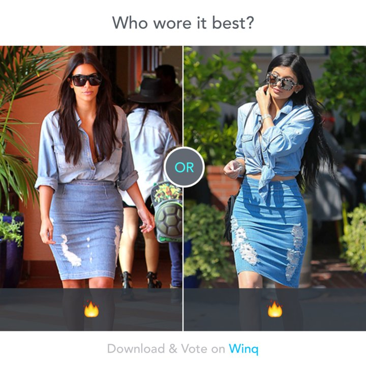 Download and check out my profile on @winqapp to help us settle this debate ???? https://t.co/tuRyj1hSj8 https://t.co/PICsGUBfVr