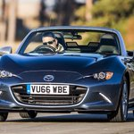 Mazda MX-5 Arctic Edition revealed