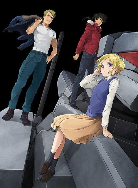 TVアニメ「クロムクロ」BD第三集は明日12月21日発売です! きゃにめで第四集と合わせてご購入の方には、特典として描き