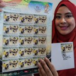 M'sia's Paralympics gold medallists make history, again, by appearing on stamps