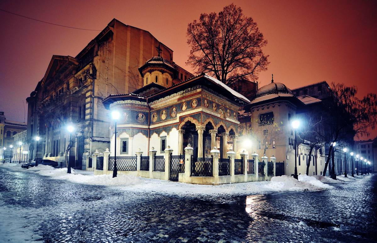 Bucharest's architecture during the sixteenth and seventeenth centuries - SetThings https://t.co/ZG4Zog0IXz https://t.co/bB32ERRAVc