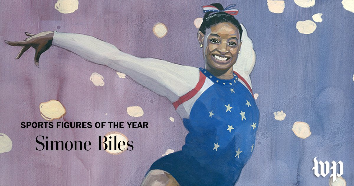 Washington Post sports figures of the year