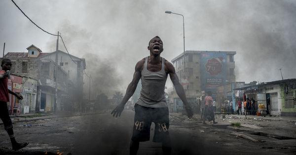 A Kinshasa, le régime réprime les mouvements de contestation réclamant le départ du président Kabila https://t.co/KgkQd6zvdr