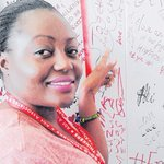 She is out to engage men and boys in changing gender-based inequality