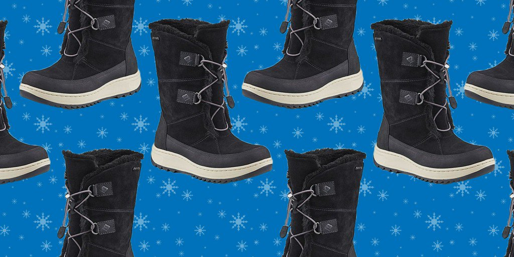 Science Says This Is the Best Snow Boot for Walking on Slippery Ice