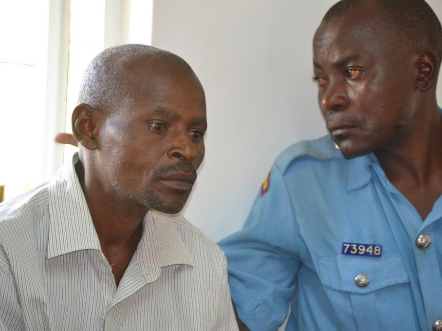 Driver who ran over ex-Kitui mayor detained