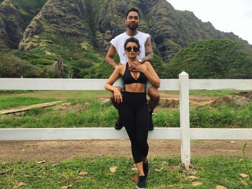 Couplecam Nazanin Mandi And Miguel Take Hawaii Scoopnest Com