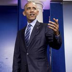 Barack Obama bans future oil leases in much of Arctic, Atlantic