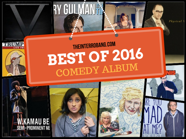 We picked the top 10 Comedy Albums for 2016! Now you get to vote for #1.  https://t.co/uY6KEiEC7S https://t.co/Vvub8FX31n
