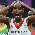 Farah's award flop mystifies fellow Olympic heroes