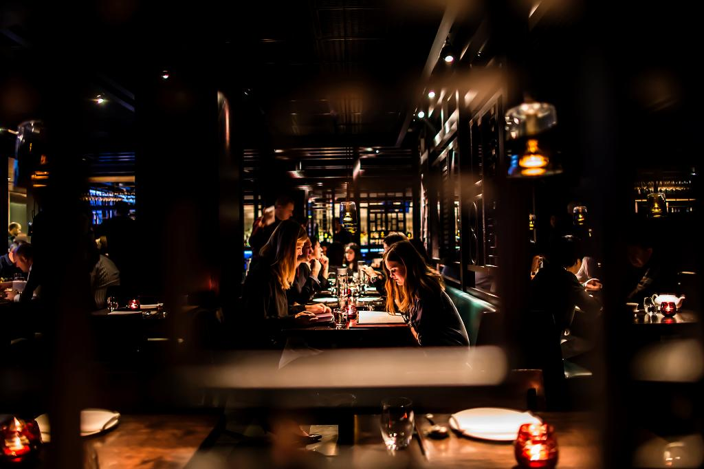 Hakkasan London's Best Dumplings
