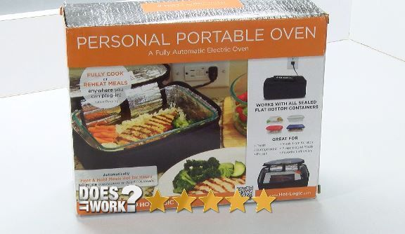 Does It Work: HotLogic Mini Personal Portable Oven