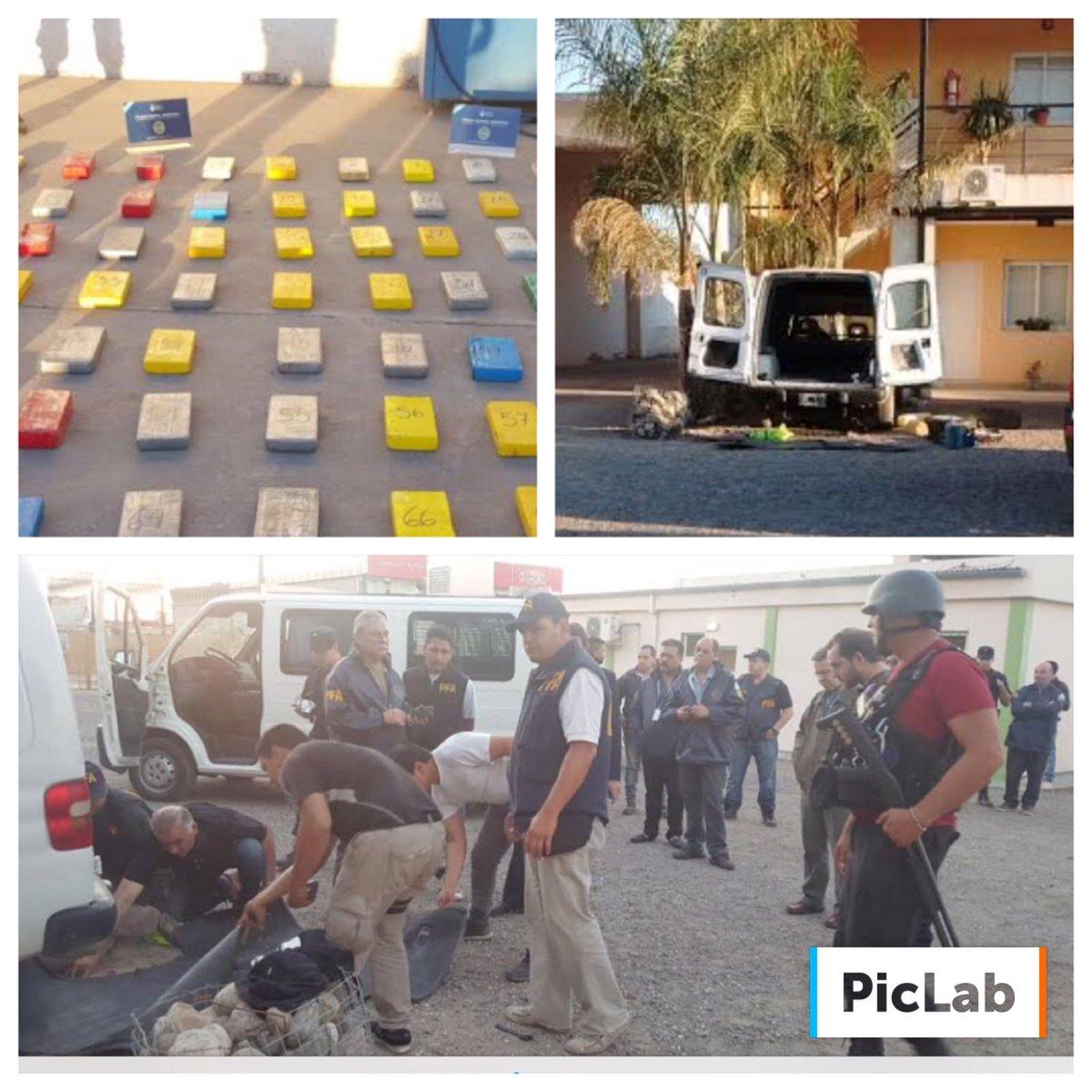 Cordoba.marco juarez.ruta 9.pf y policia de córdoba descubrió una ...