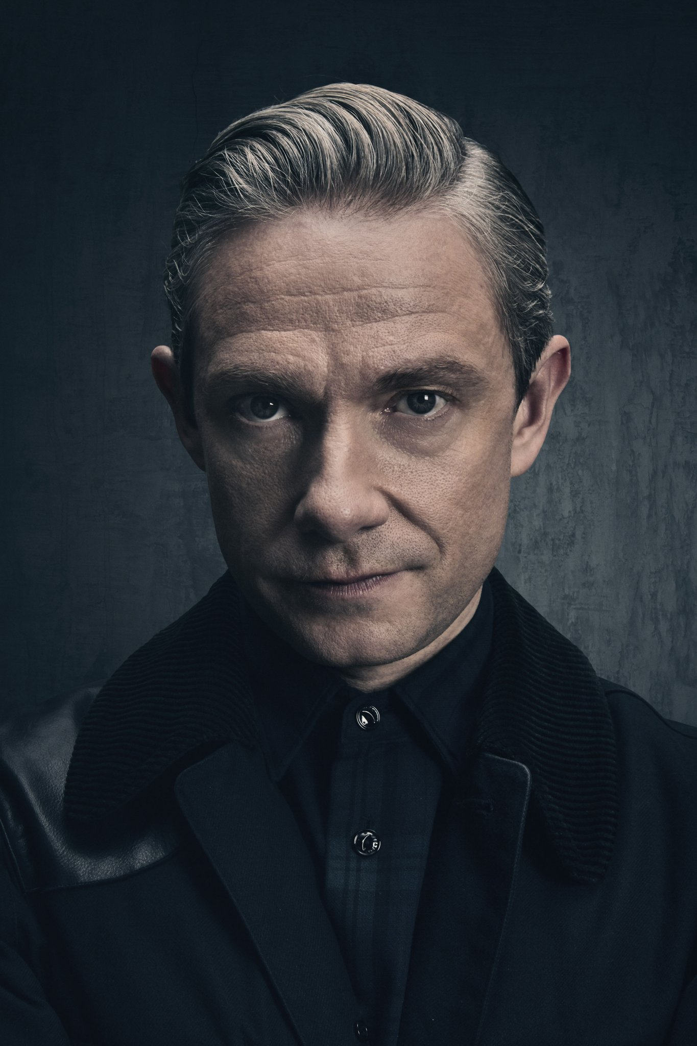 New #Sherlock S4 promo images to start the day! Martin Freeman as Doctor John Watson. https://t.co/mhh3BazxuQ