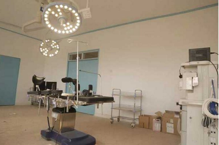 Reprieve for expectant mothers as Wajir's Eldas Hospital gets theatre equipment
