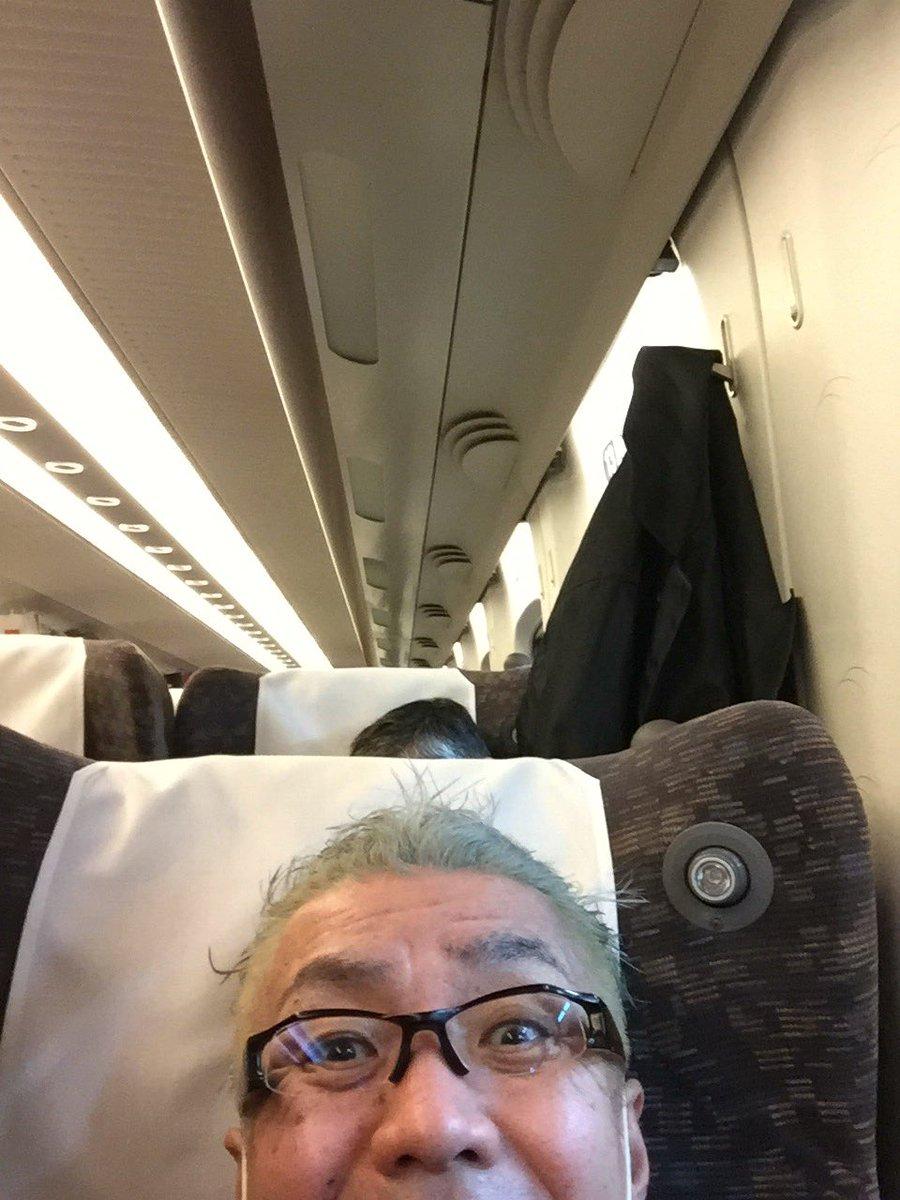 平塚で火災。新幹線止まってまーす。浜松待機中。 https://t.co/aDaaYcnLGe
