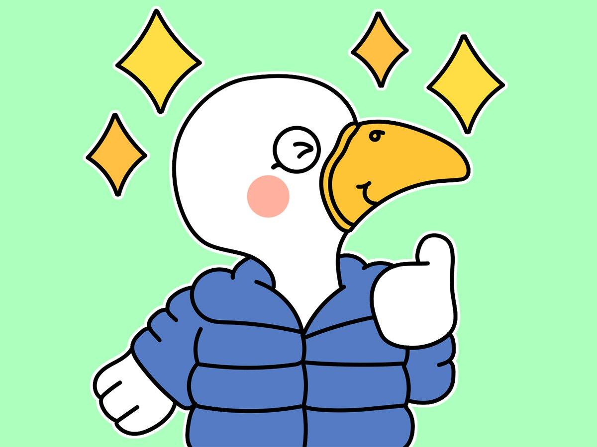 #Moncler がついに #LINEapp 公式アカウントを開設。ぜひ友だち登録をして、限定の「モンダック」スタンプをゲットして! 友だち登録の方法はとても簡単。LINE アプリの「公式アカウント」で「Moncler」を検索! https://t.co/YaokS5IShB
