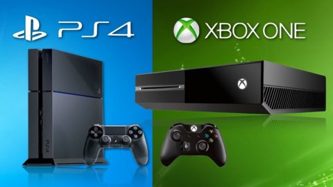 Xbox One & PS4 Giveaway