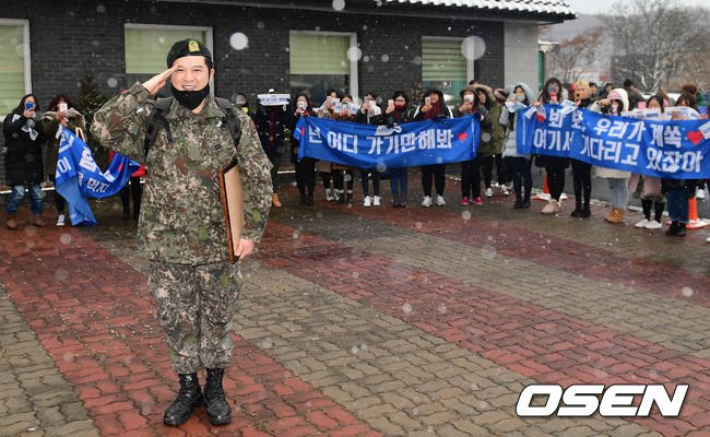 #WelcomebackShingdong #WelcomeBackOurShindong  Hyung-line is now done with military service https://t.co/gUnoAyc6rs