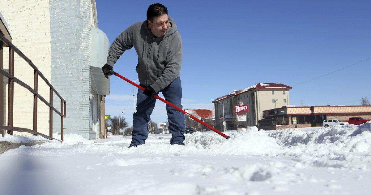 Christmas weekend storm to deliver nasty present to half of U.S.