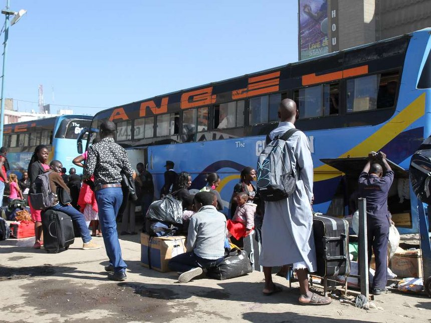 Fares hiked as Nairobians travel upcountry for Christmas holiday