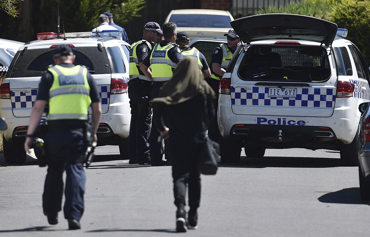 Officials: Christmas Day bomb plot foiled in Australia, 5 detained