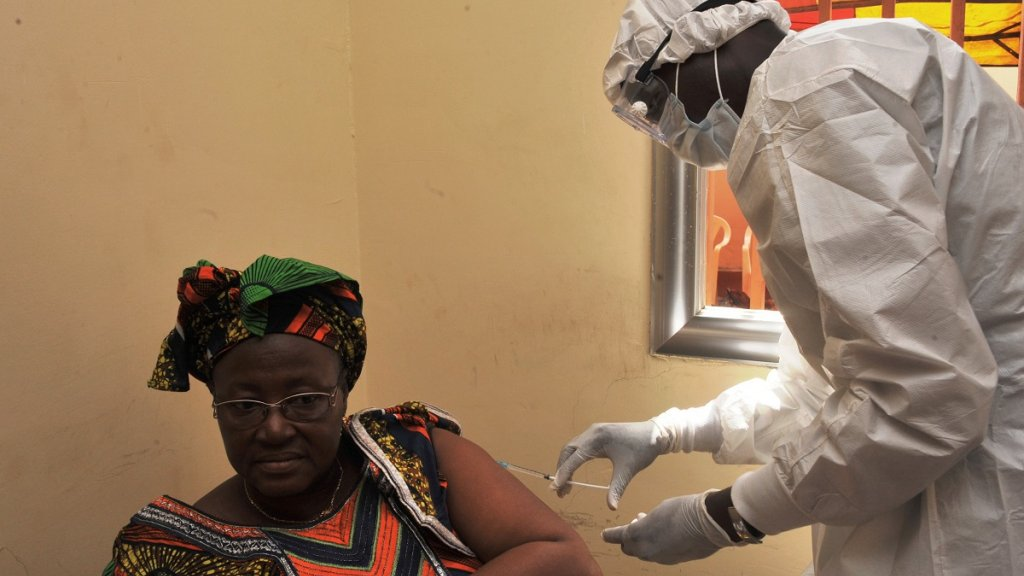 Ebola vaccine highly effective, scientists assert after trials