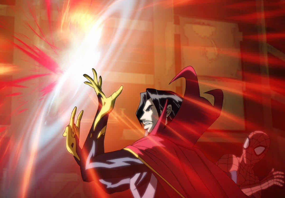 特別編成「マーベル アルティメット・スパイダーマン ドクター・ストレンジ特集」マーベル最新映画「ドクター・ストレンジ」1