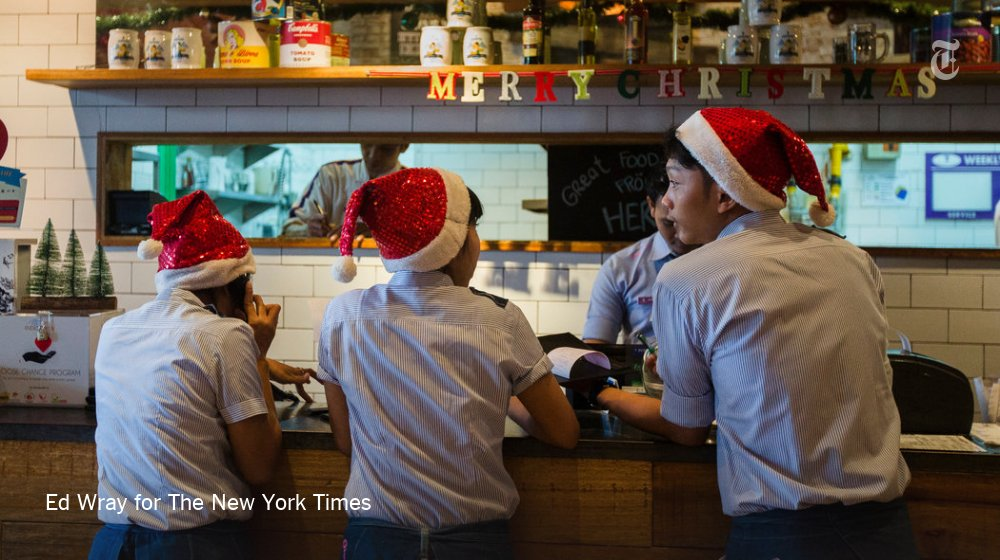 In Indonesia, an Islamic edict bars Muslims from wearing Christmas-themed clothing