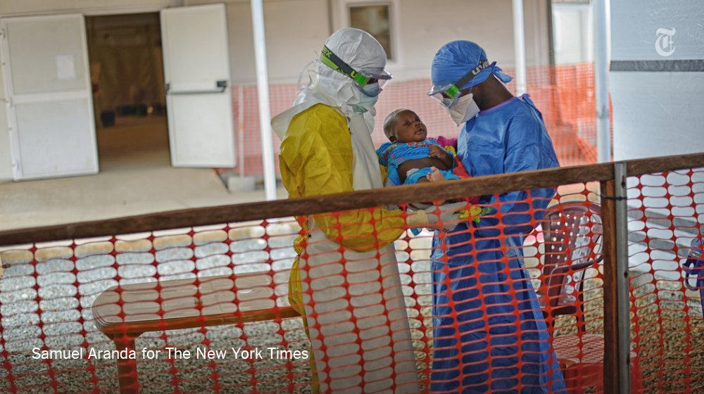 A new Ebola vaccine gives 100% protection