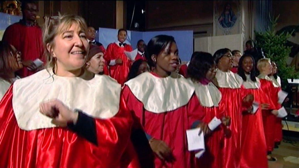 ENCORE! - A French Christmas Carol at Notre Dame de Paris