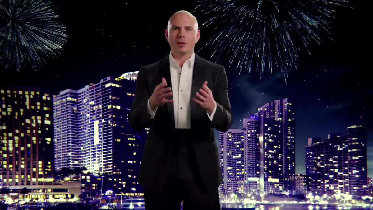 RT if you cannot wait for #PitbullNYE from @BayfrontParkMIA TONIGHT at 11PM on FOX #Dale #LetsGo https://t.co/4nM6gdcblb