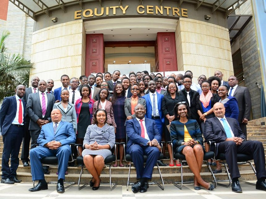Equity secures global university slots for top KCSE performers