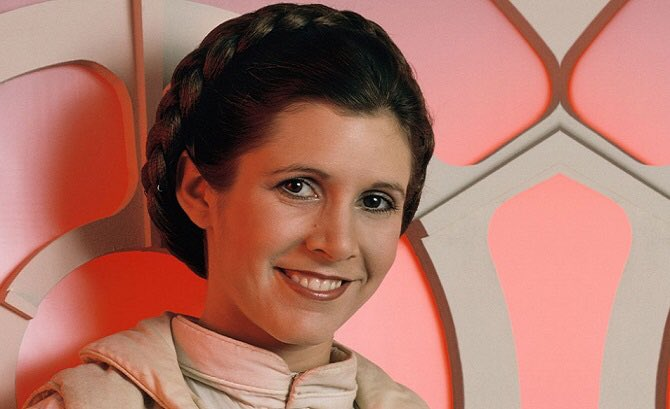 RETWEET & SPREAD the LOVE & SUPPORT for #CarrieFisher!!