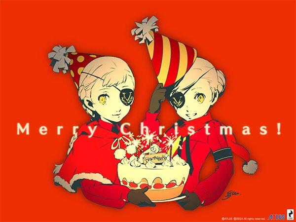 よう、みんな!クリスマスイブは楽しんでるか? ワガハイ今日は『ペルソナ5』開発チームからこんなクリスマスプレゼント預かっ