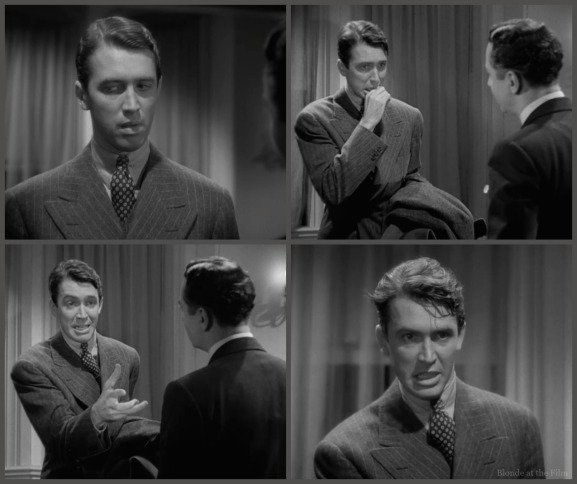 """Did ya catch Jimmy Stewart's signature """"emotionally biting fist"""" move? #tcmparty #AfterTheThinMan https://t.co/ED4qUzFpiM"""