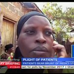 Plight of patients: Family in Taveta mourn death of five babies who died after delivery