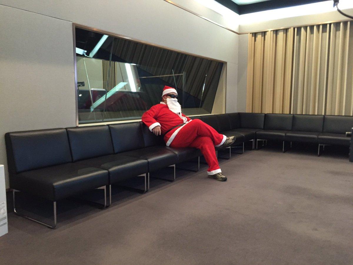 今日はお仕事なので、去年のクリスマス画像☆「ろこどる」のオールナイトイベントの翌日は「紅殻のパンドラ」の収録でした。ゲス